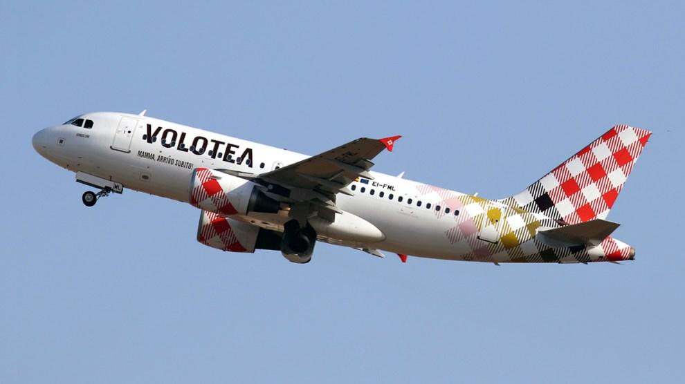Volotea, due giorni di offerte: voli da e per Catania a 9 ...