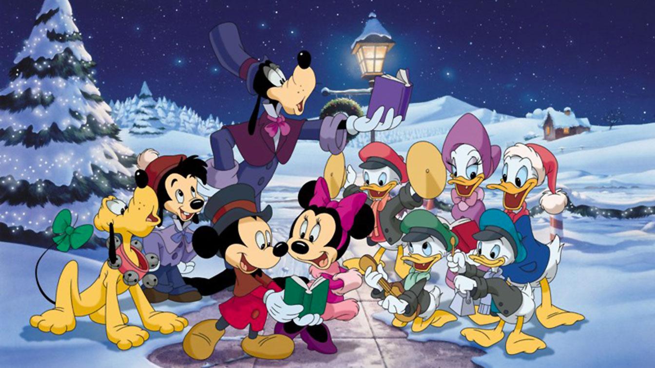 Natale la programmazione completa dei film disney in tv
