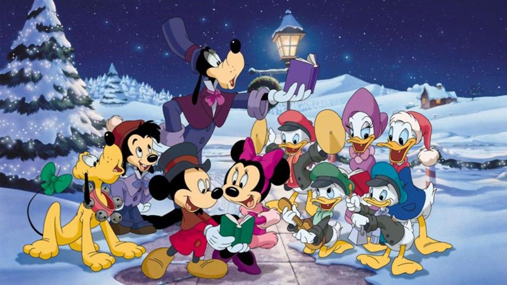 Immagini Disney Natale.Natale 2018 La Programmazione Aggiornata Dei Classici