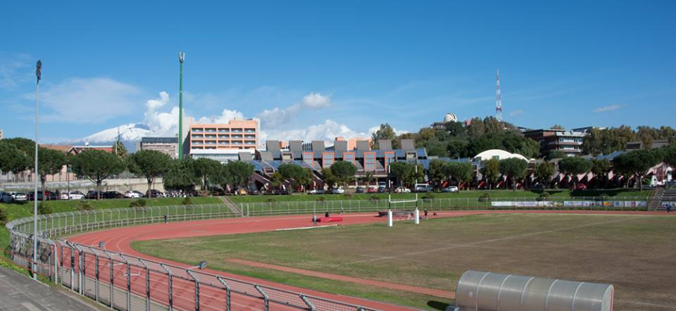 Cus Catania pista atletica