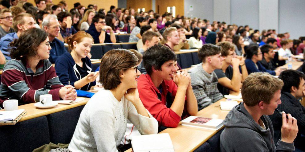 aula studenti università