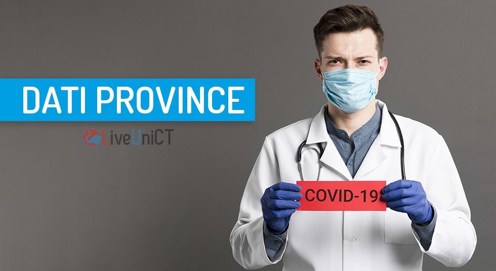 Coronavirus, a Catania nessun nuovo contagiato: i dati delle province