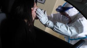 tampone coronavirus