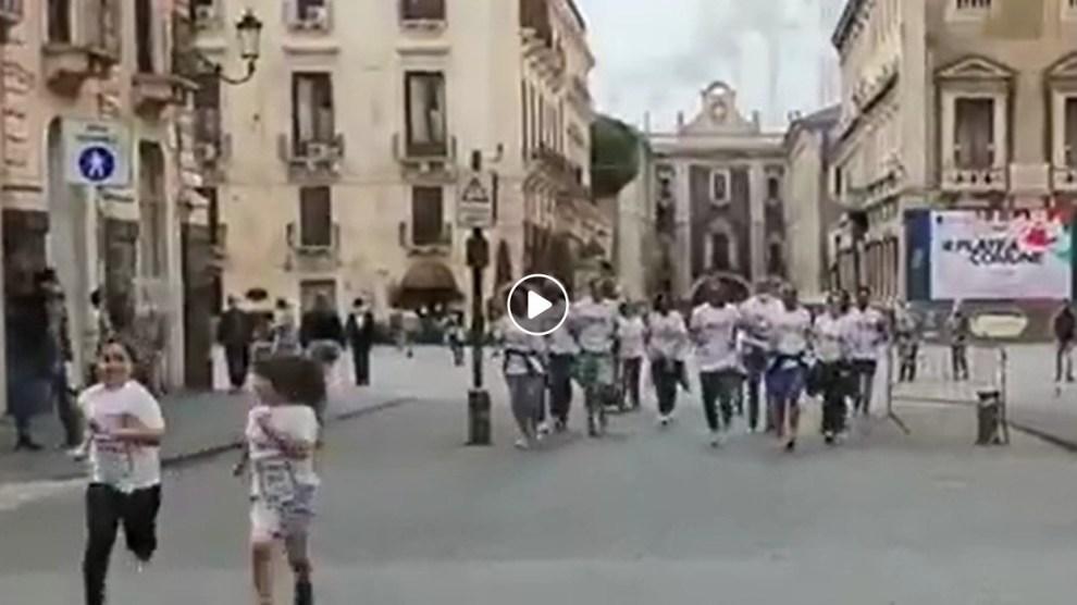 Corri Catania 2020, il via all'edizione simbolica