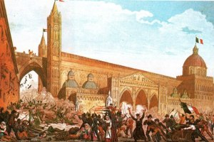 La rivoluzione siciliana del 1848
