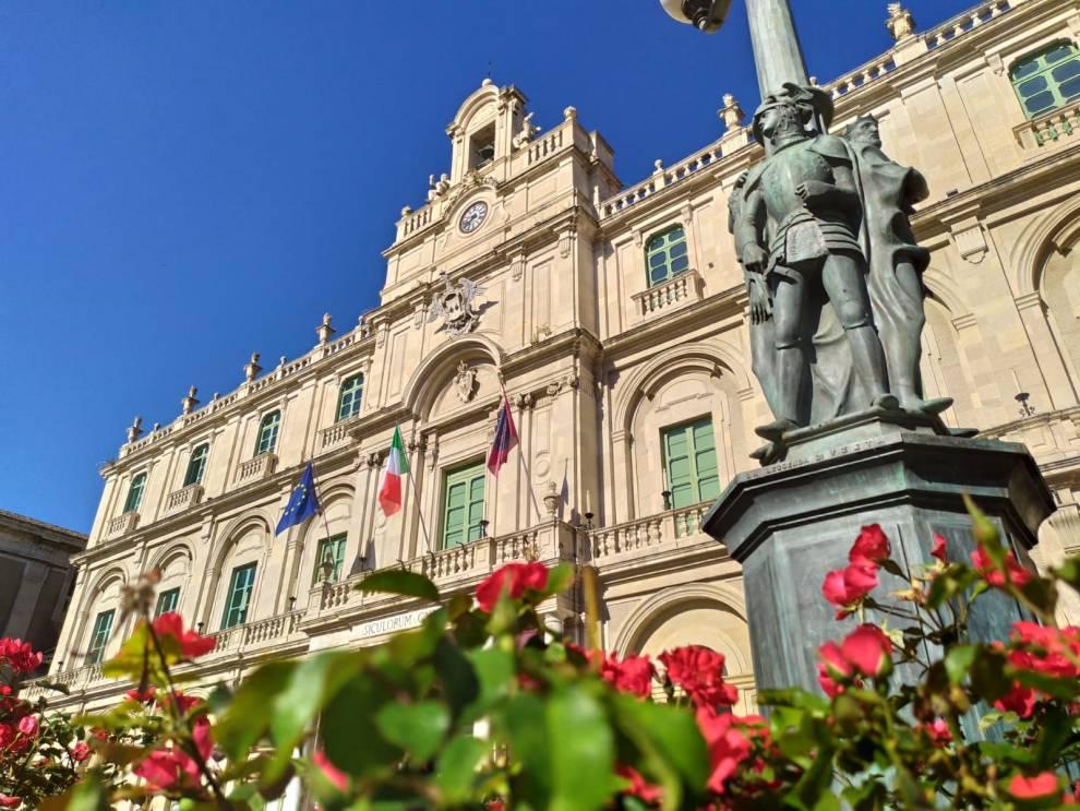 palazzo centrale catania