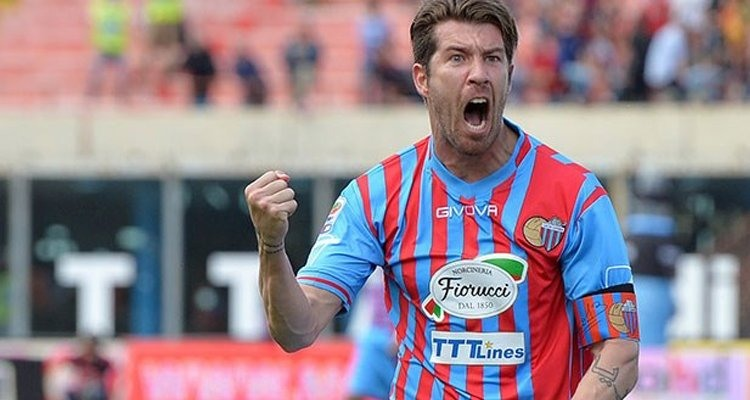 Calcio Catania Mariano Izco
