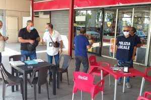 Polizia annonaria municipale Catania