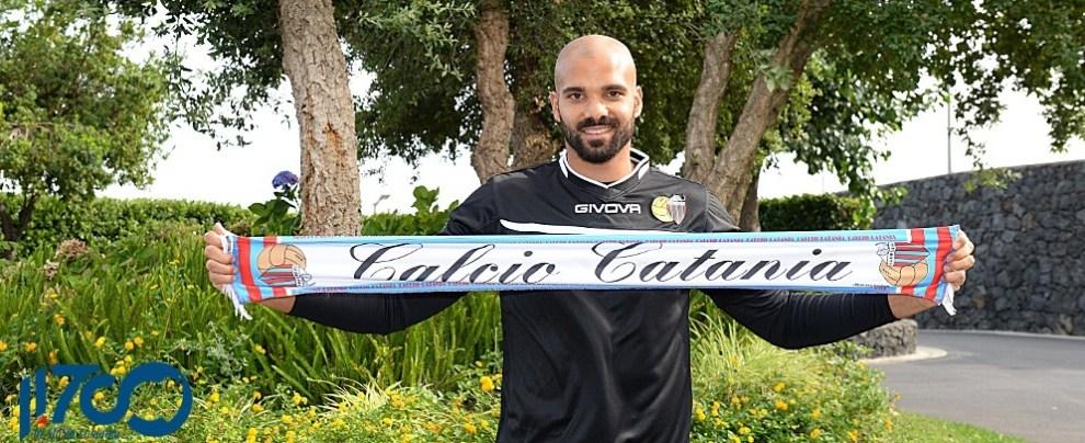 Santurro portiere Calcio Catania