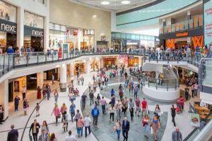 affollamento centro commerciale