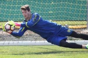 Alessandro Confente portiere Calcio Catania