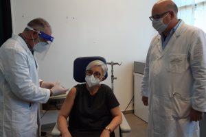 Vaccinazioni Covid in Sicilia