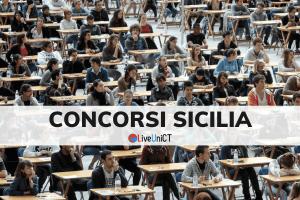 CONCORSI SICILIA 2021