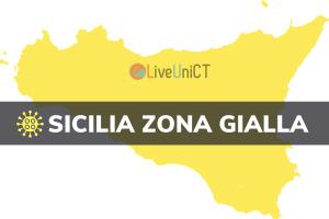 Sicilia zona gialla cosa cambia