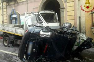 Incidente a Belpasso