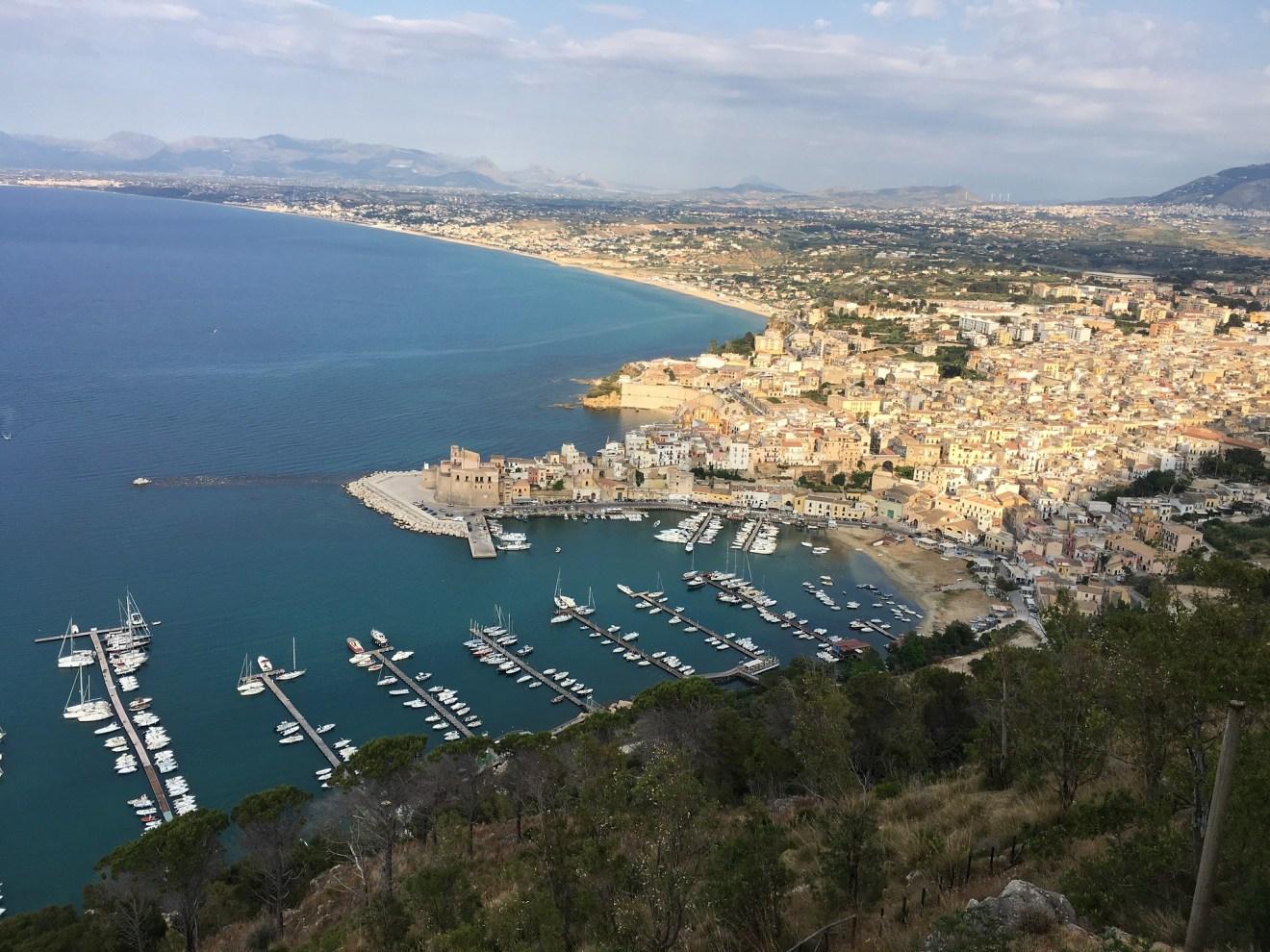 Borghi marinari Sicilia - Castellammare del Golfo