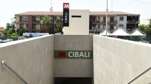 metropolitana di Catania, stazione Cibali