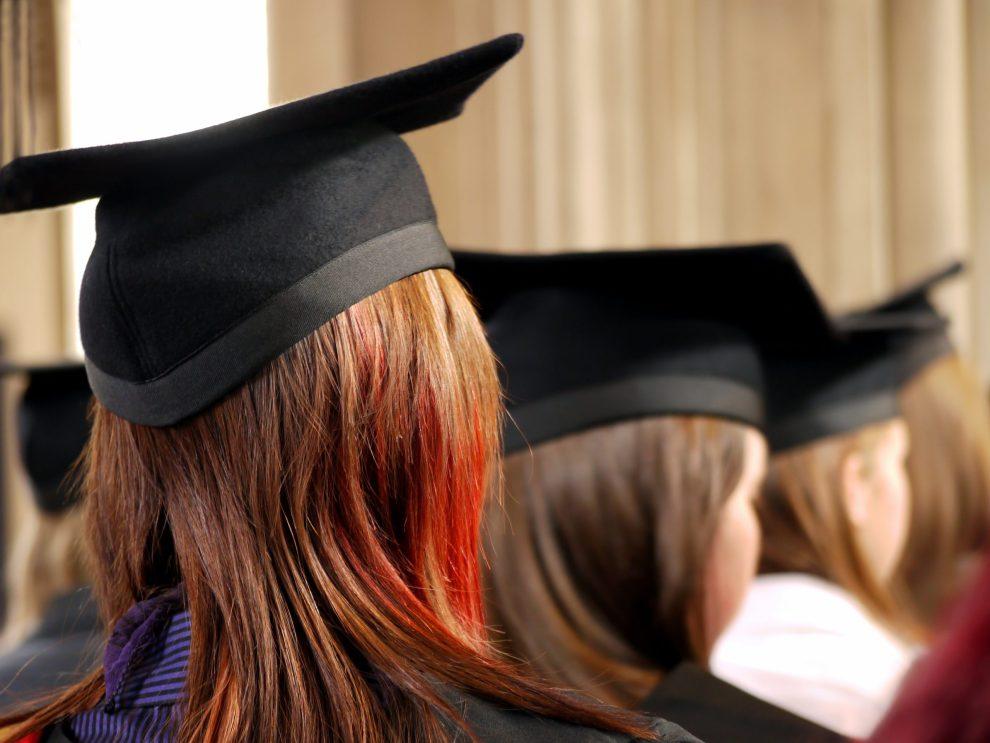 studentesse laurea tocco