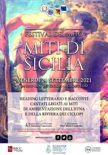 locandina festival miti