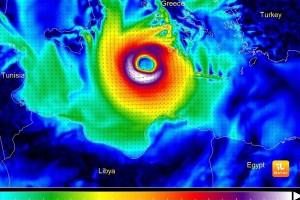 allerta meteo sicilia uragano medicane