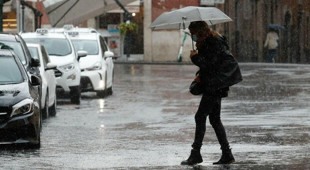 Meteo Sicilia maltempo piogge