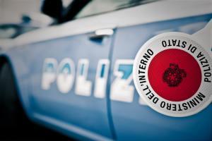 polizia di stato arrestato uomo rapina