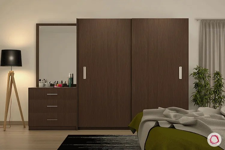 7 Wooden Wardrobe Designs For Your Home