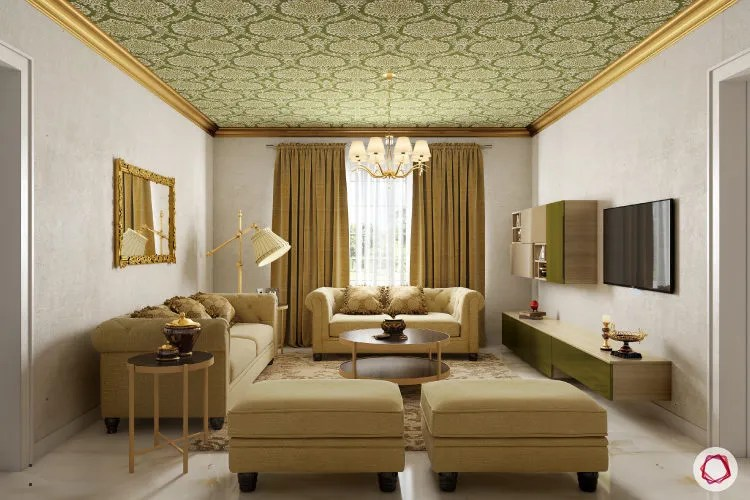 Trendy Ceiling Design Options For Every Room At Home