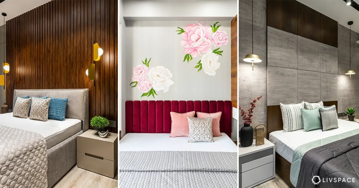 One Wall Wonders That Will Transform Your Bedroom In A Snap