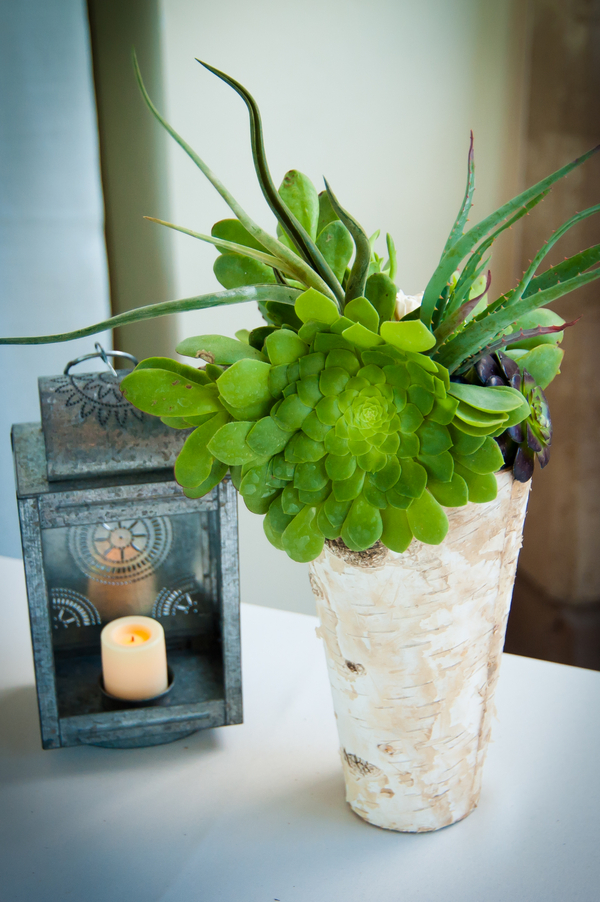 Themed Wedding Centerpieces