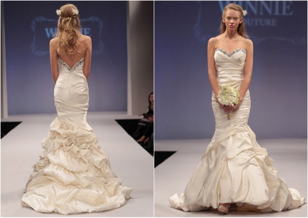 Mermaid Style Wedding Gowns To Swoon Over