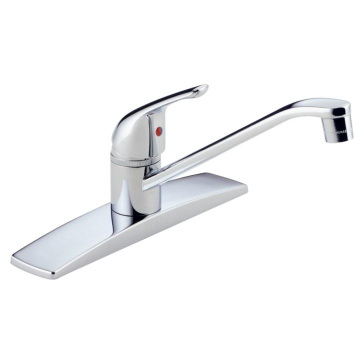 Kitchen Faucet Leaks Base