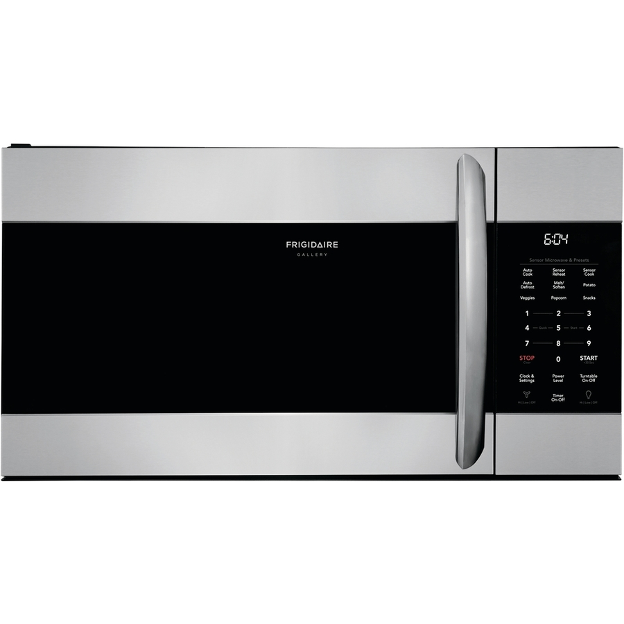 kitchenaid over the range microwaves at