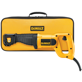 DEWALT 10--Amp Keyless Variable Speed Corded Reciprocating Saw DW304PK 1V