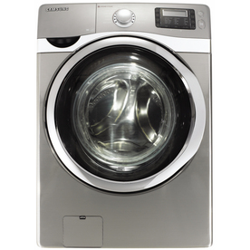 Samsung 5.0 Cu. Ft. Front Load Washer (Color: Stainless Platinum) ENERGY STAR®