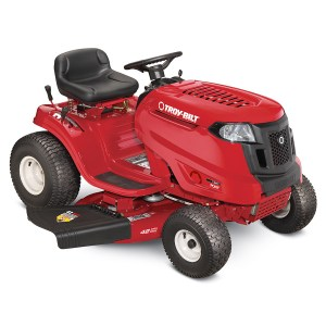 Shop TroyBilt Pony 155Hp Manual 42in Riding Lawn Mower with Briggs & Stratton Engine (CARB