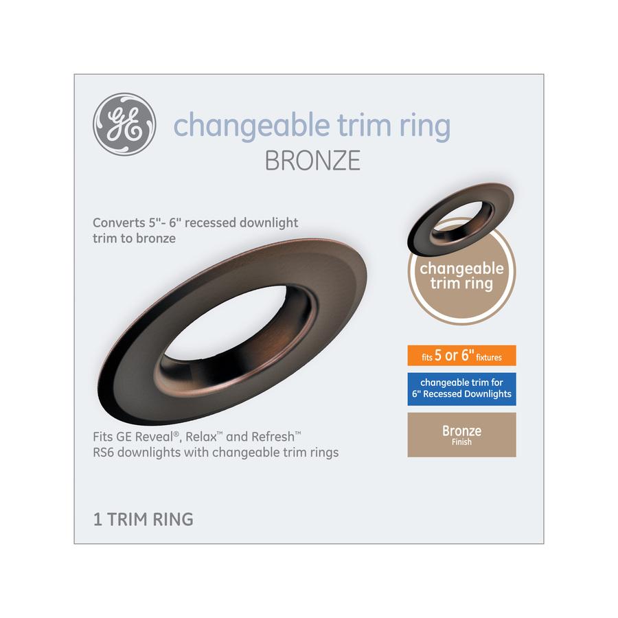 chrome recessed light trim at lowes com