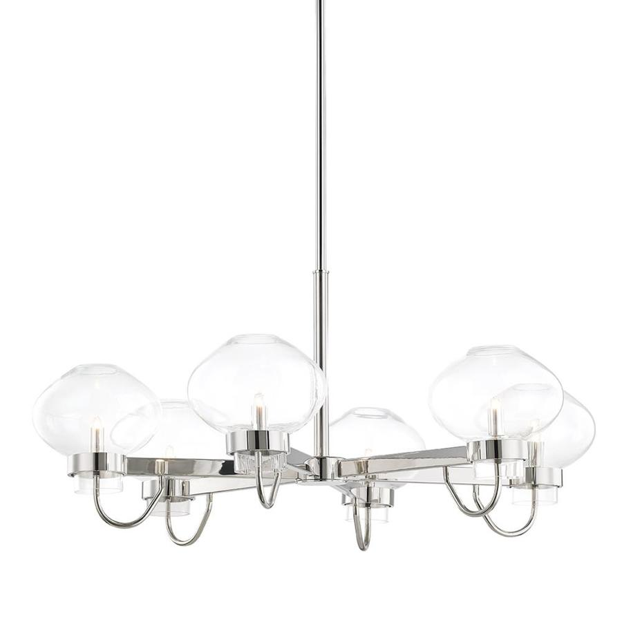 mitzi by hudson valley lighting korey 6