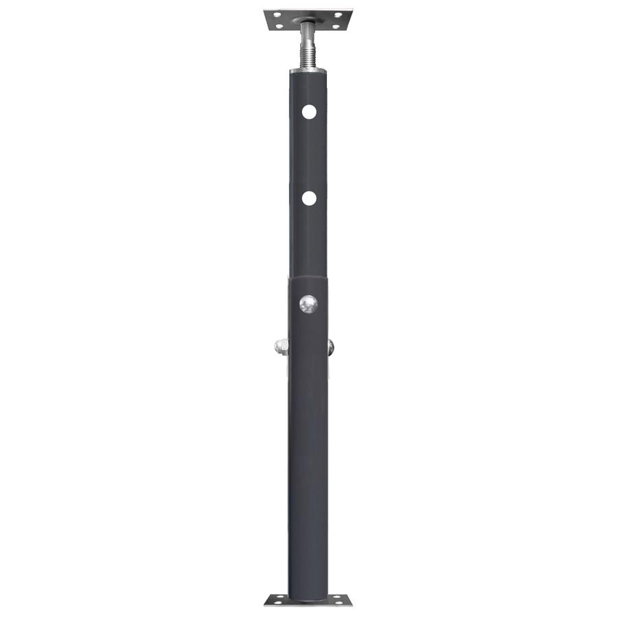 Shop Tapco 56 In Adjustable Jack Post At