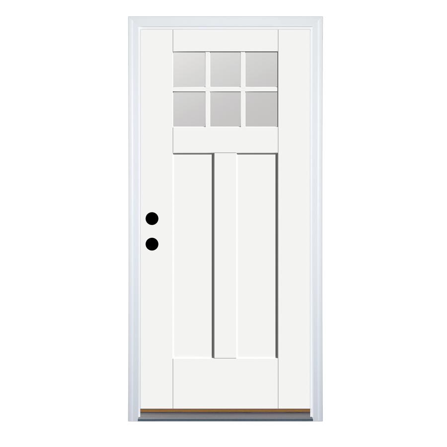 fiberglass exterior doors at lowes com