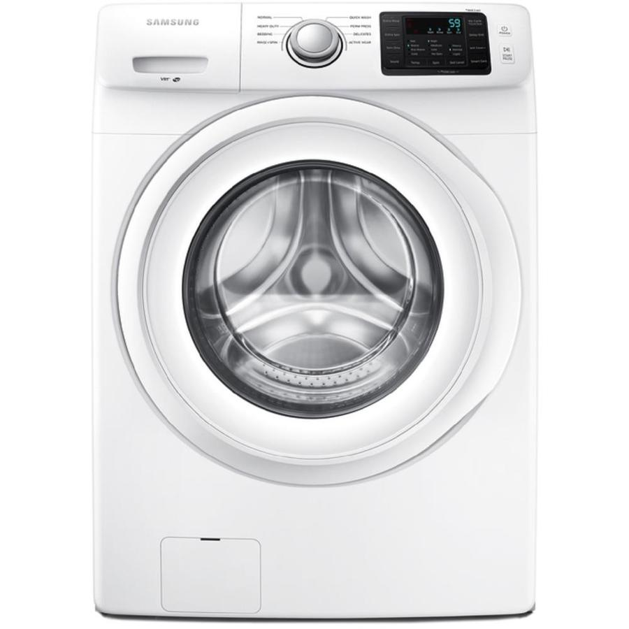 Shop Samsung 42 Cu Ft High Efficiency Front Load Washer