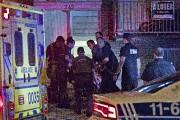 Les policiers se sont rendus dans l'appartement de... (Photo Félix O.J. Fournier, La Presse) - image 2.0