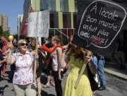 Après une pause, les manifestations anti-austérité ont repris... (Photo Ryan Remiorz, La Presse Canadienne) - image 1.0