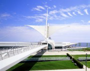 """For the unique architecture: Milwaukee Art Museum ... (Photo Jeff Millies provided by the Milwaukee Art Museum) - image 1.0 """"title ="""" Good deals in Milwaukee - image 1.0"""