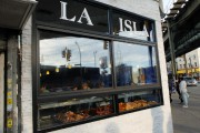 The Isla Cuchifrito is a service restaurant ... (Photo Philippe Mercure, The Press) - image 2.0 &quot;title =&quot; Discover the street art in Bushwick - image 2.0 &quot;/&gt;   <div class=