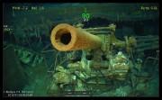 Un canon antiaérien photographié par l'équipe du R/V... (AFP) - image 3.0