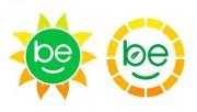 Deux logos étudiés aux États-Unis