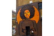 Les murales de la rue Franklin... (Photo Daphné Cameron, La Presse) - image 4.0