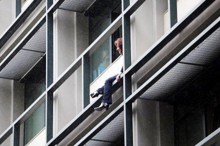 La crise économique qui s'enlise fait mal au... (Photo: Angelos Tzortzinis, AFP)