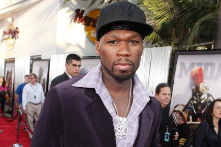 50 Cent... (Photo: AP)